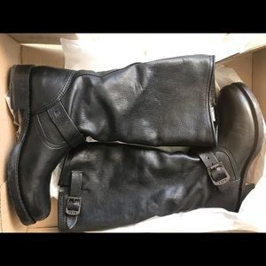 Frye Veronica Slouch Boots - Brand new with box